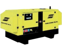 Сварочные генераторы KHM 2X400PS - CC/CV